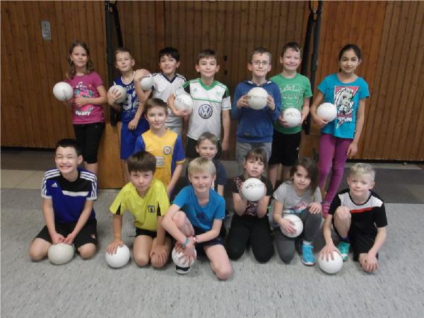 "3./4. Schuljahr ""Handball"""
