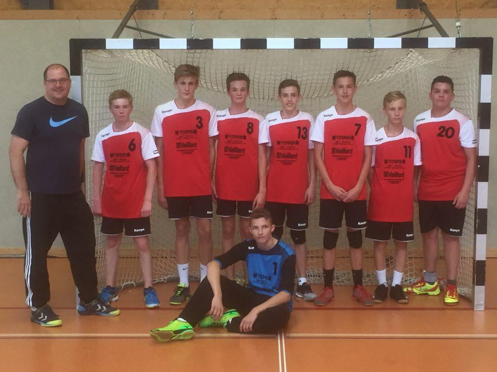 Männliche C1-Jugend SV-Stöckheim e.V.