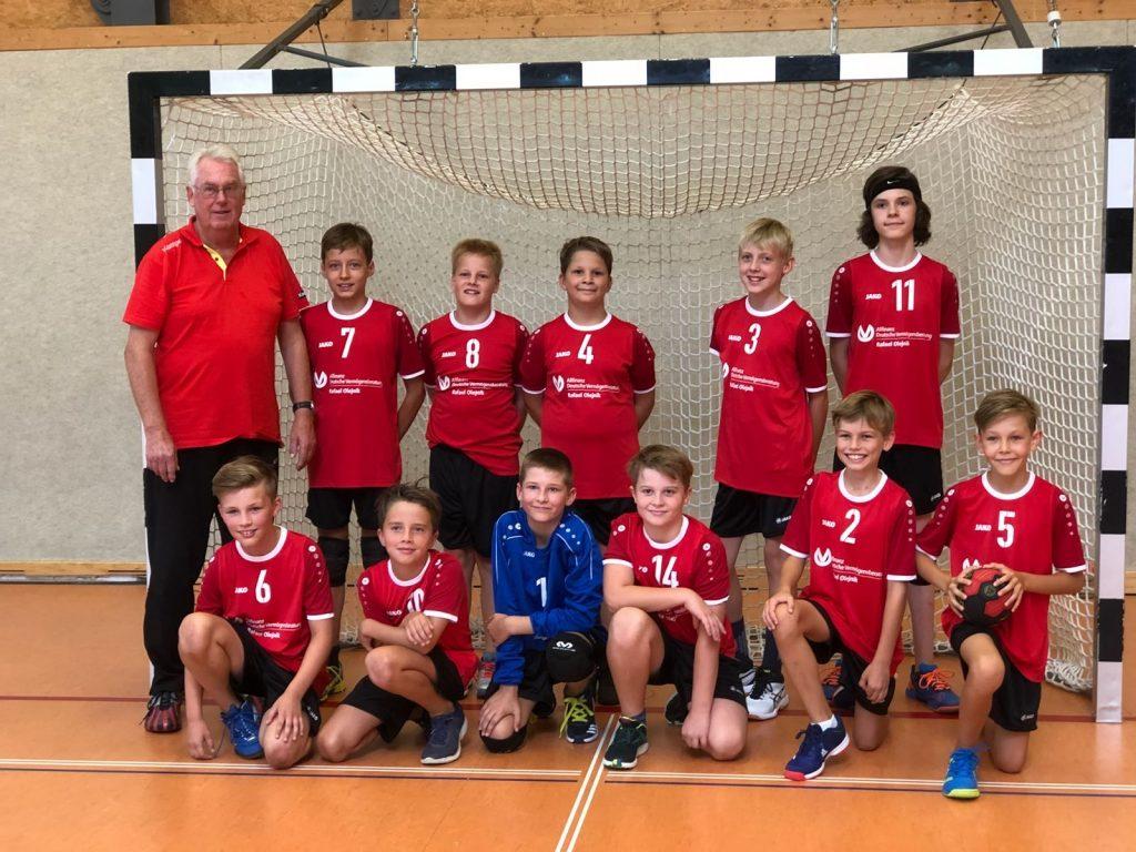 Männliche D2-Jugend SV-Stöckheim