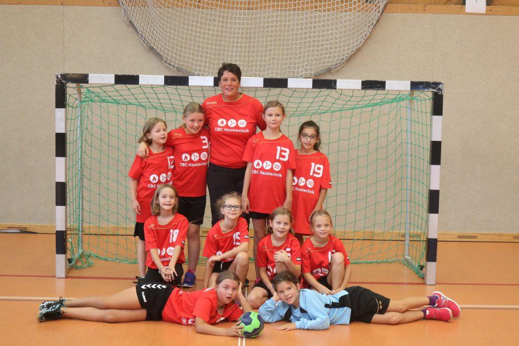 Weibliche E-Jugend SV-Stöckheim
