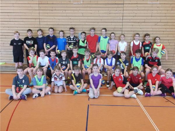 Ferienkurs Handball