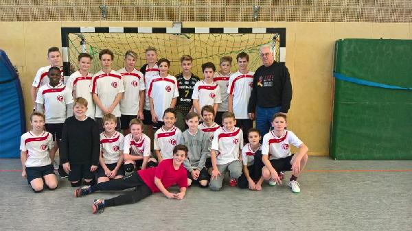 Handball Raabeschule