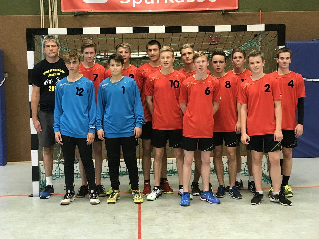 Männliche B-Jugend SV-Stöckheim