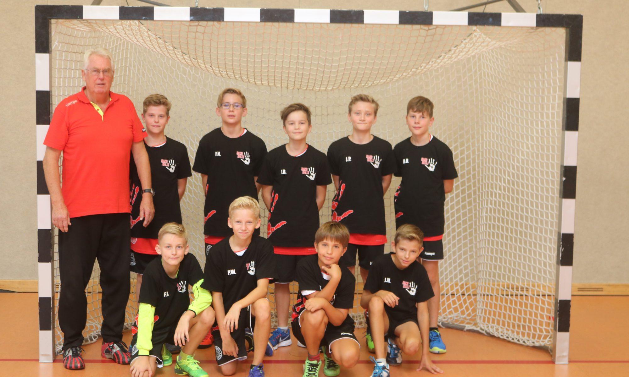 Männliche D1-Jugend