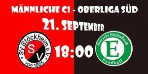 mC1 - SV-Stöckheim - Eintracht Hildesheim @ Braunschweig, SH Stöckheim
