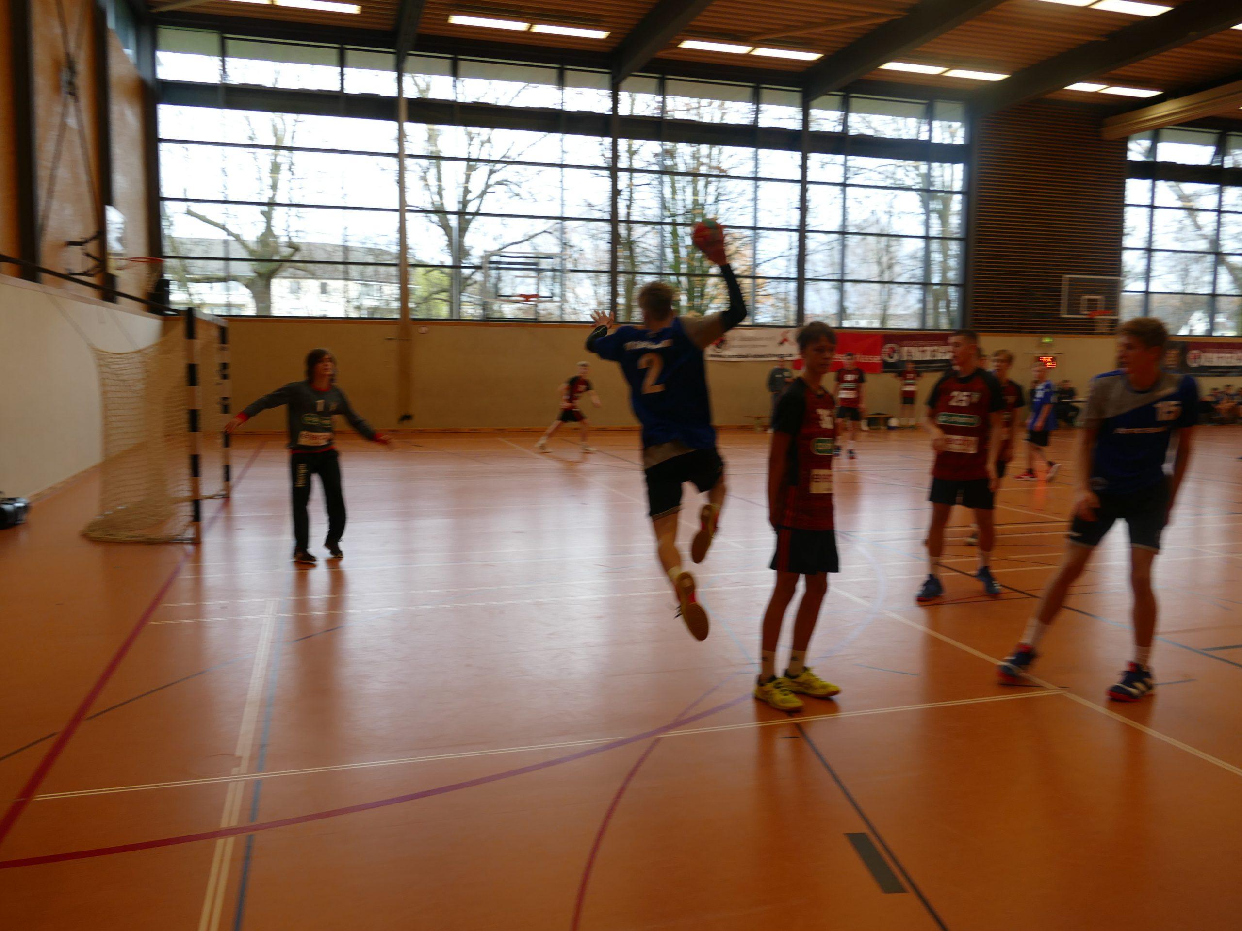 Stöckheimer B-Jugend setzt Siegesserie fort