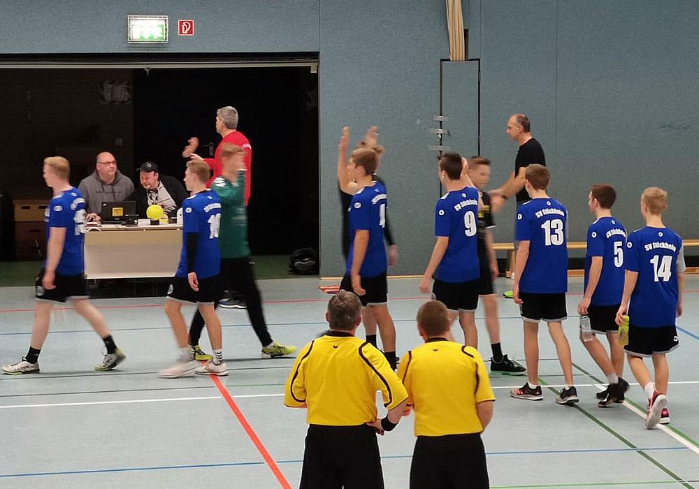 Stöckheimer B-Jugend klettert auf den zweiten Tabellenplatz