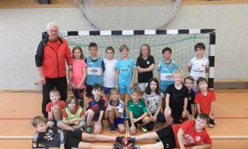 Handball-Arbeitsgemeinschaften im Schuljahr 2019/20