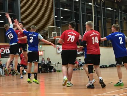 Stöckheimer B-Jugend festigt zweiten Tabellenplatz
