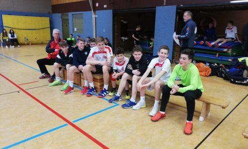 JtfO Handball: Raabeschule knapp nicht weitergeleitet