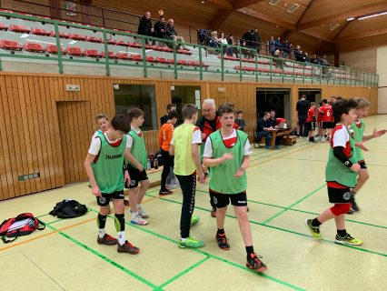 Donnerstag, 27.02.2020 – männliche Jugend (Regionsoberliga)